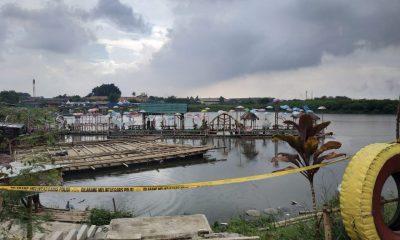 Situ Cilongok tempat dua Balita bersaudara tenggelam