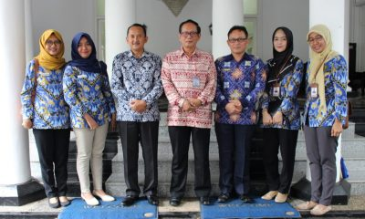 Ombudsman Banten kunjungi Pemkab Lebak