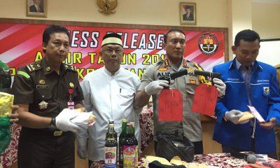Kecamatan Cikupa Kabupaten Tangerang Jadi Fokus Operasi Polresta Tangerang Pada 2019