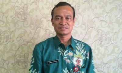 Kepala Badan Pengelola Keuangan dan Aset Daerah Kota Tangsel Warman Syanudin