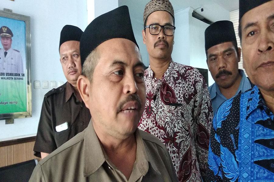 Ketua Bakomubin Provinsi Banten Hasanudin