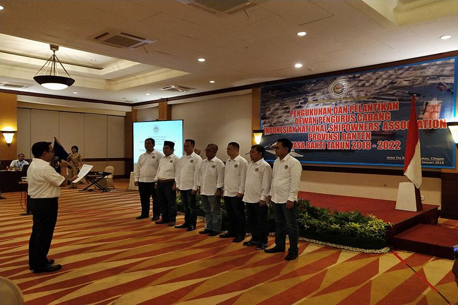 Pelantikan Pengurus INSA Provinsi Banten
