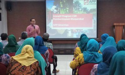 Forum dialog masyarakat di PT Indah Kiat Pulp and Paper (IKPP) Tangerang Mill