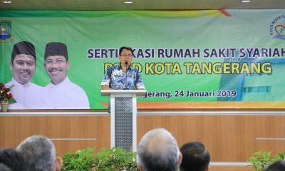 RSUD Kota Tangerang Jadi Kandidat RSUD Syariah