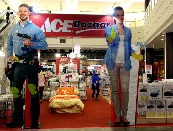 ACE AEON BSD City Gelar Bazaar, Ada Diskon Jor-joran hingga 70 Persen!