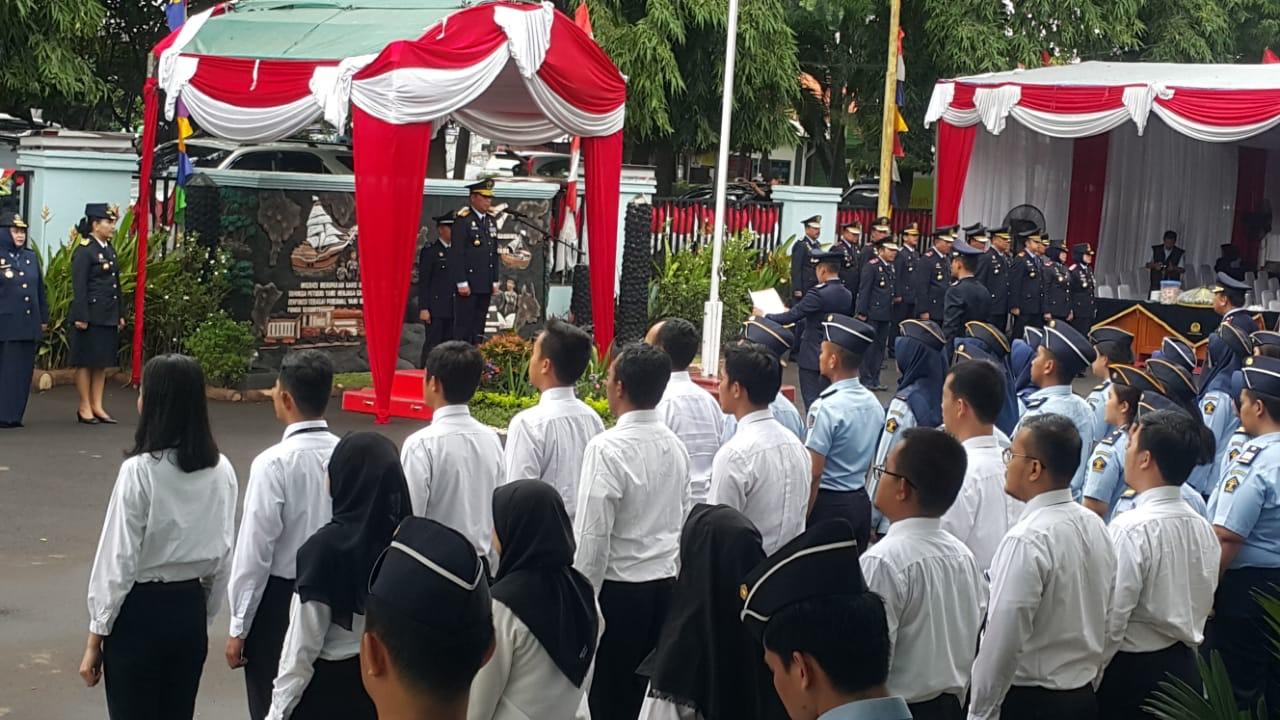 Peringatan Hari Imigrasi ke-69 di Kantor Imigrasi Tangerang