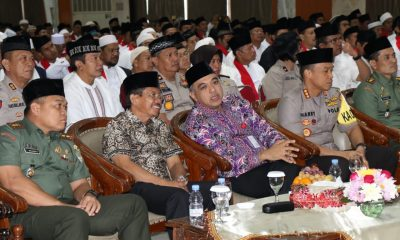Polres Metro Tangerang Bentuk Dai Kamtibmas, Zaki dan Sachrudin Berharap Bisa Berikan Rasa Aman
