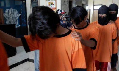 Komplotan Begal Dicokok Polres Tangsel Setelah Jual Murah Motor Rampasan di Facebook, Anggotanya Masih Remaja