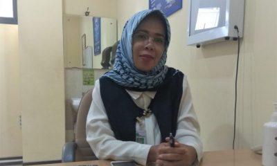 Manajer Medis RS Syahid dr Yeni