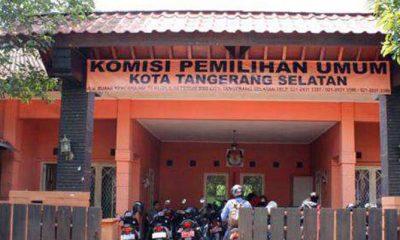 KPU Kota Tangsel