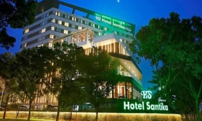 Januari 2019, Hotel Santika Premiere Bintaro Beri Promo Faboulus Stay Room Package