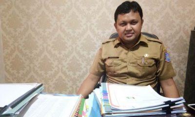 Pelaksana tugas (Plt) Kepala Dinas Kesehatan Kota Tangsel Deden Deni