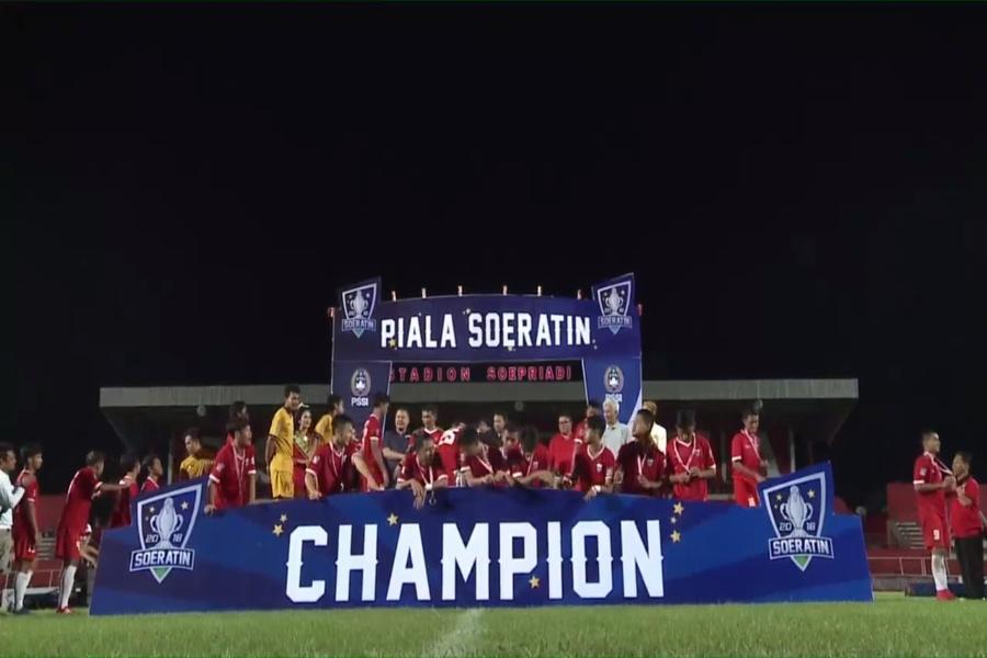 Persipan Raih Runner Up Piala Soeratin