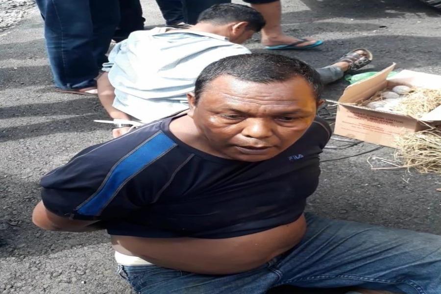 BNN tangkap dua sopir truk pembawa sabu di pelabuhan Bojonegara