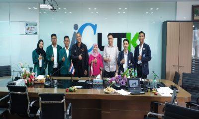 Mahasiswa ITB-AD Jakarta