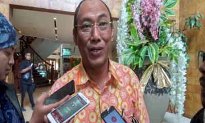 Ketua DPW Partai Berkarya Banten Helldy Agustian.