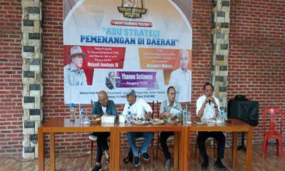 Politisi PDIP Mulyadi Jayabaya