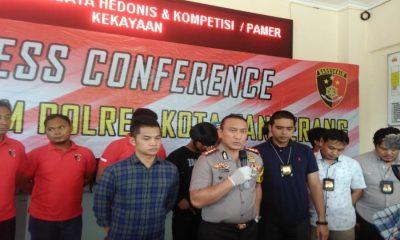 Kapolresta Tangerang Kombes Pol. Sabilul Alif