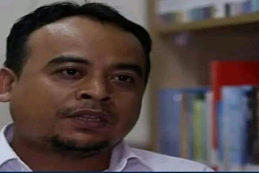 Koordinator Banten Bersih Gufroni