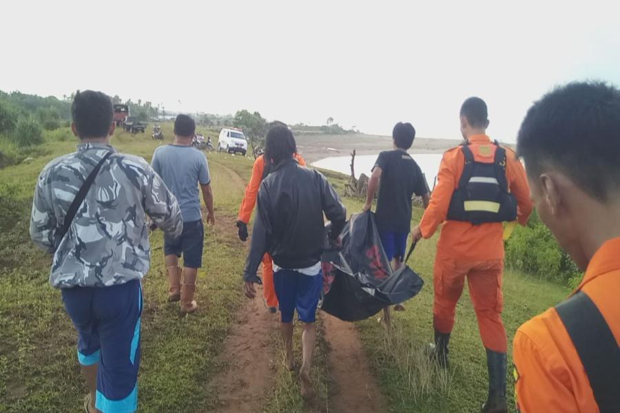 Balita tewas saat mancing di Pantai Karang Nawing