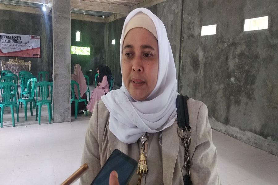 Anggota Komisi V DPRD Banten Encop Sofia