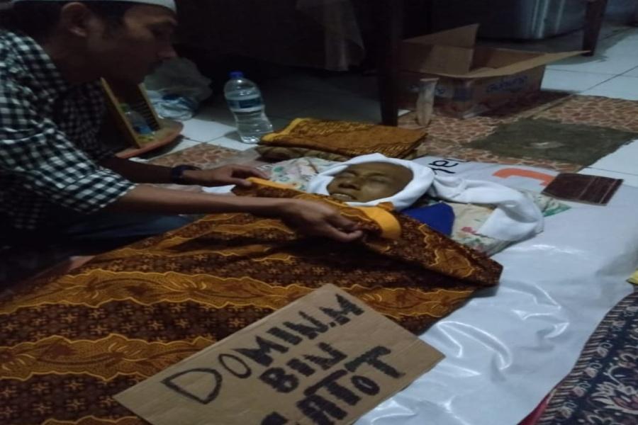 Pasien hepatitis kronis yang diduga ditolak RSUD Banten