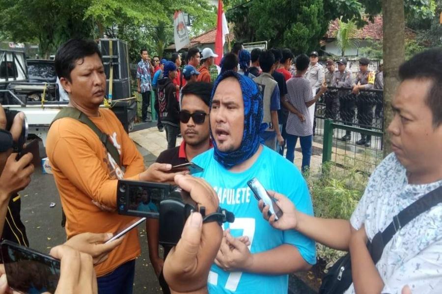 Formaldem mendesak BPKP Perwakilan Banten audit anggaran Pilkada Lebak 2018