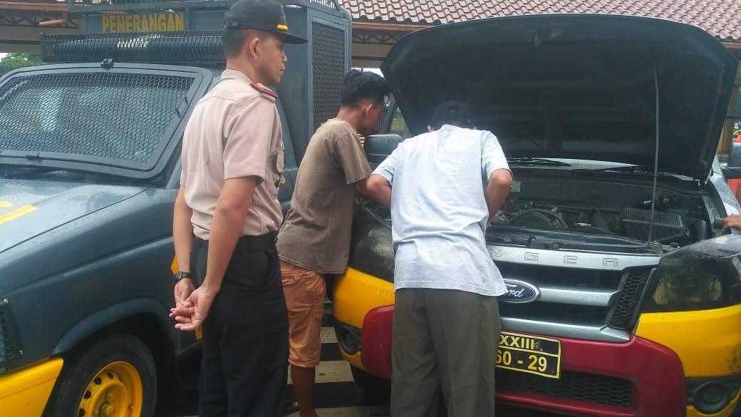 Kapolres Pandeglang AKBP Indra Lutrianto Amstono
