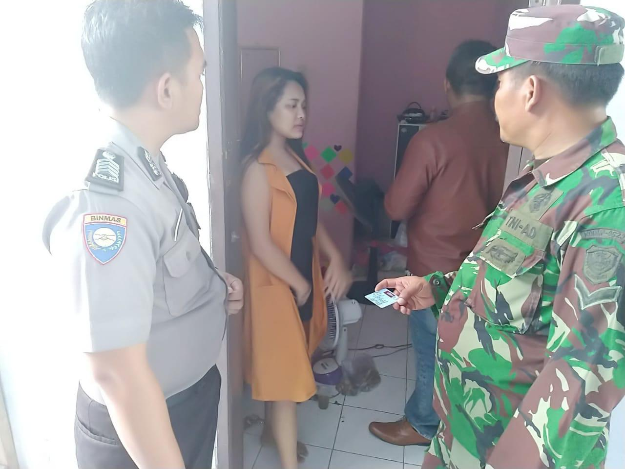 Operasi Yustisi terhadap penghuni kosan di Kelurahan Masigit