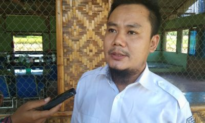 KetuaDivisi Penindakan dan Penanganan Pelanggaran Bawaslu Pandeglang Fauzi Ilham