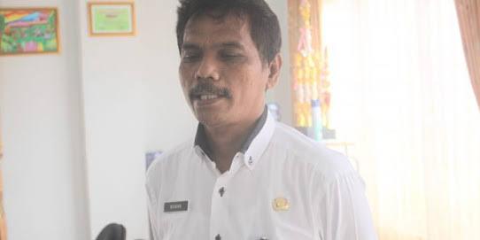 Kepala Dinas Pendidikan dan kebudayaan Kabupaten Lebak Wawan Ruswandi.