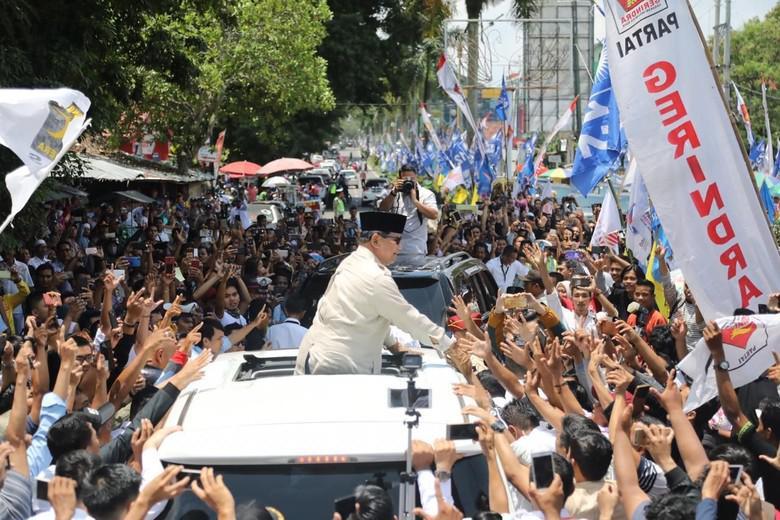 Kunjungan Prabowo