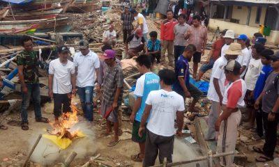 Nelayan pandeglang korban tsunami
