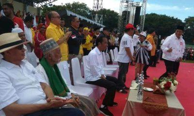 Wahidin Halim hadiri kampanye Jokowi