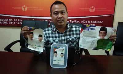 Diduga sebar Fitnah relawan Jokowi dilaporkan ke bawaslu
