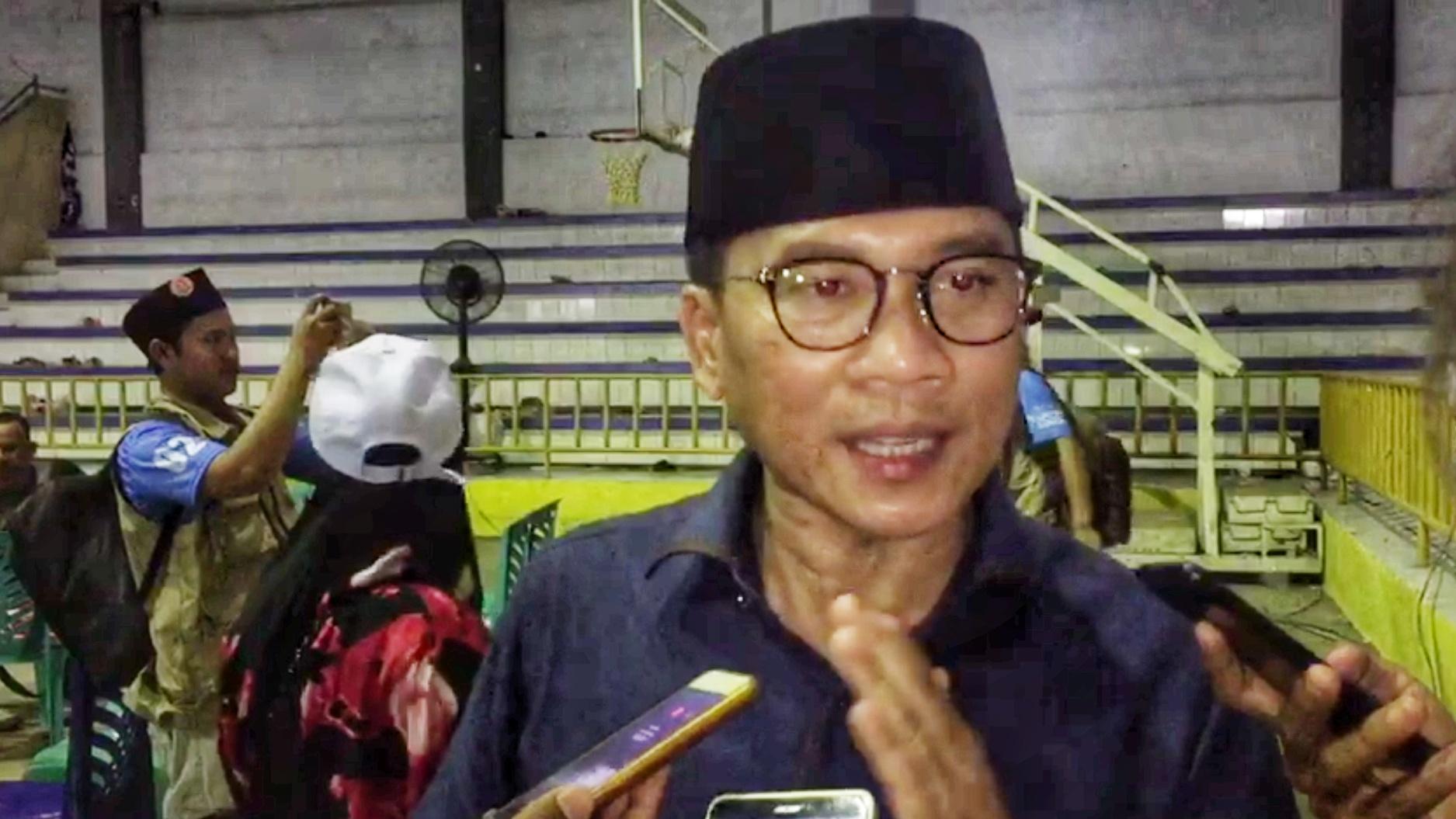 Wakil Ketua Badan Pemenangan Nasional (BPN) Yandri Susanto