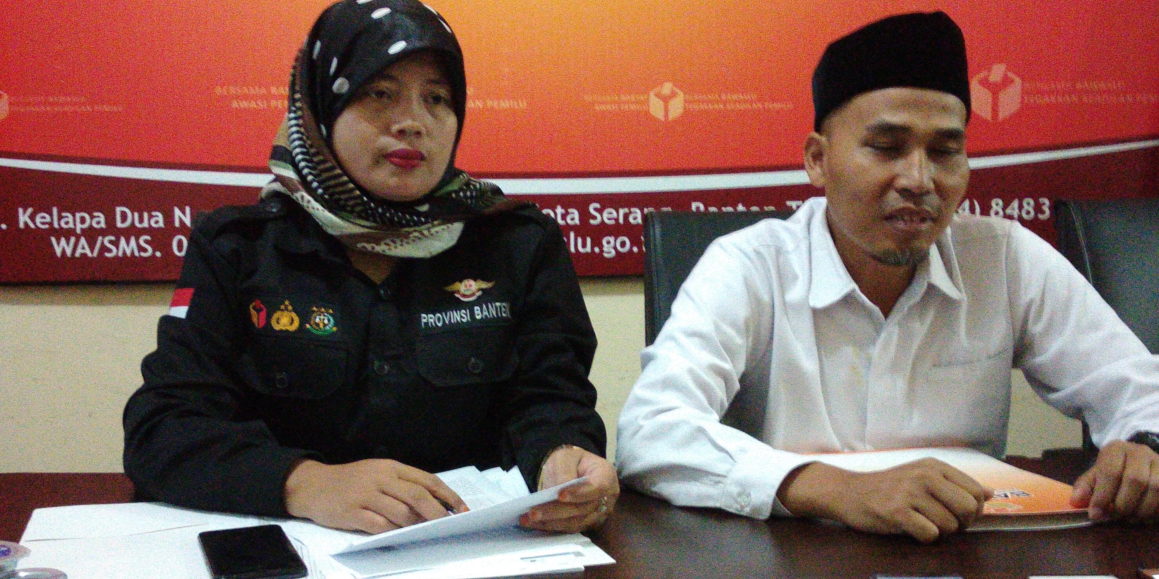 Bawaslu Banten ungkap Temuan di 380 TPS