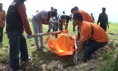 Mayat dalam karung di Pantai Tegal Papak