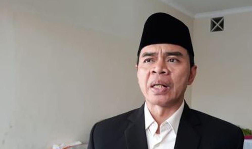 Kepala Kemenag Tangsel Abdul Rojak