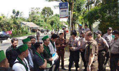 HMI Laporkan dugaan Korupsi di Banten ke Kejati