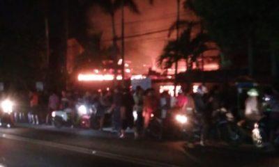 Kantor Yayasan Pratama Gorda Utama Ludes Dilalap Api