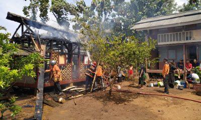 Kebakaran di Ponpes As-syifa Majasari