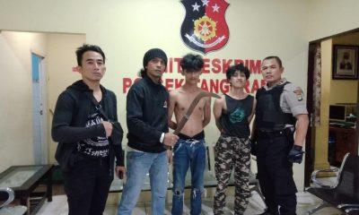 Anggota Polsek Tangerang