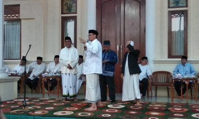 Gubernur Banten ngomong soal people power di depan ulama