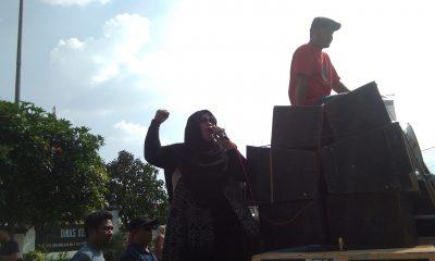 Nurjanah alias Bunda Nur mantan loyalis Irna-Tanto