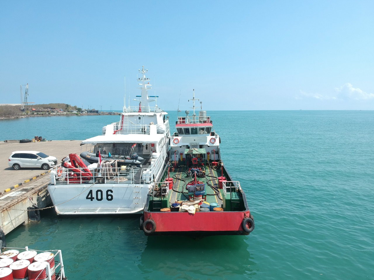 Empat Hari Nginap di Hotel The Royale Krakatau Cilegon, WNA Pakistan Kapten Kapal Tangker Pengangkut Gasoil Milik Pertamina Positif Covid-19