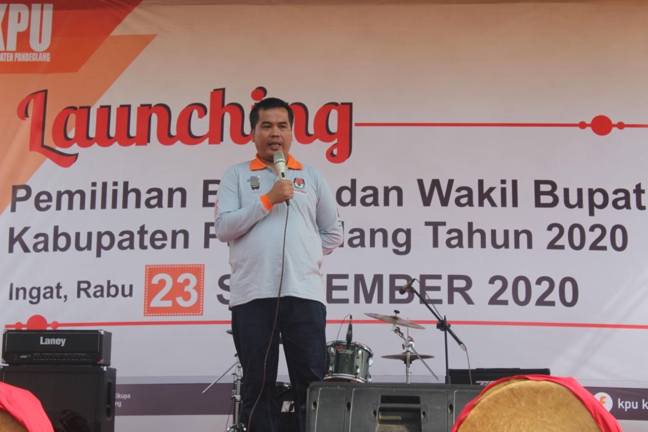 Empat Agenda Pilkada Pandeglang 2020 Ditunda KPU Gara-gara Corona
