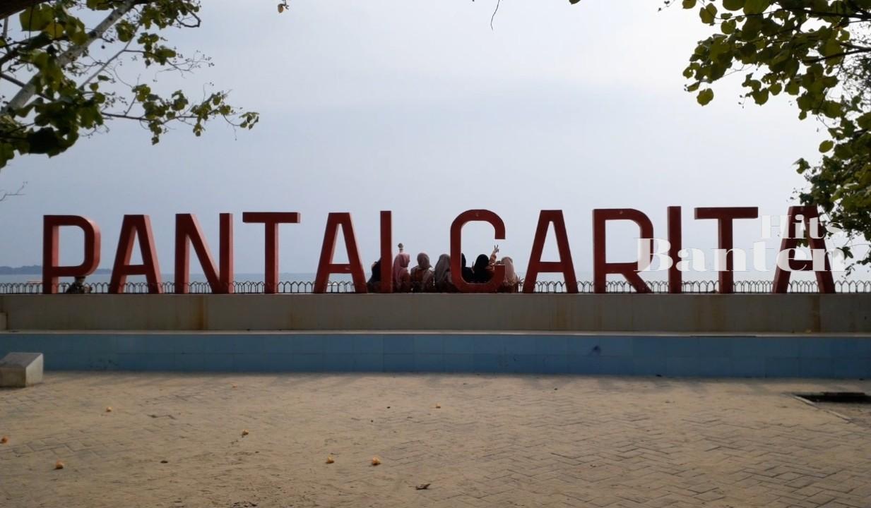 Mengenang Pesona Wisata Pantai Carita Setahun Pasca-Tsunami; Dulu Antrean Wisatawan Mengular Panjang Kini Lengang
