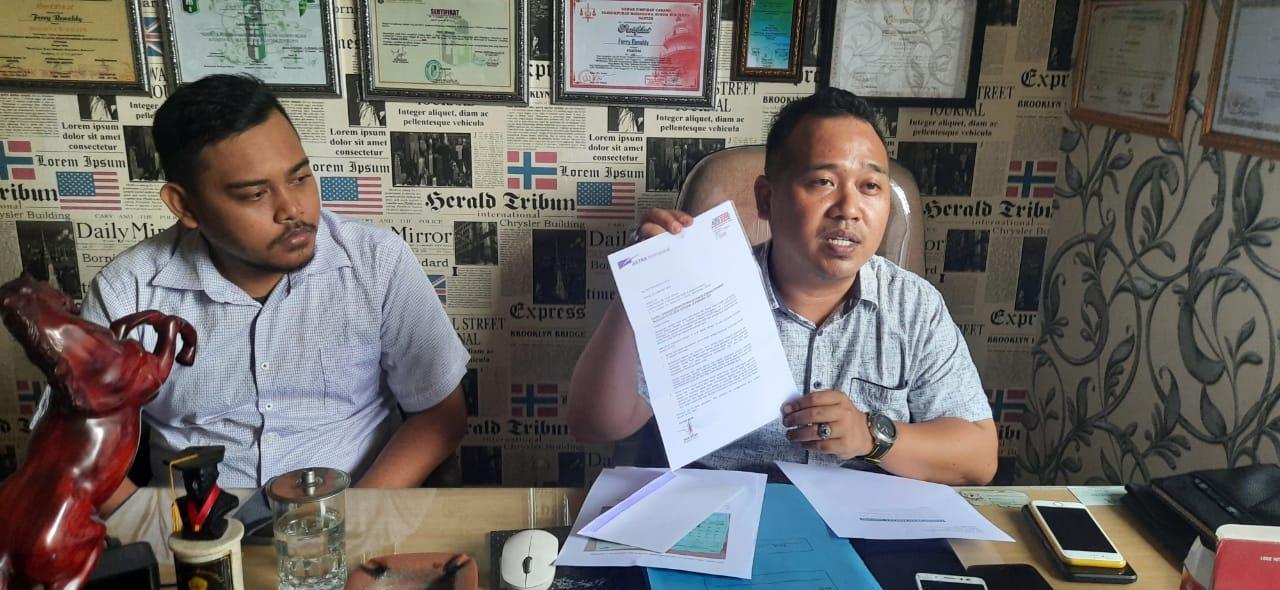 19 Dugaan Pelanggaran Pemilu Tim Tatu-Pandji Dilaporkan ke Bawaslu Kabupaten Serang oleh Tim ASIK