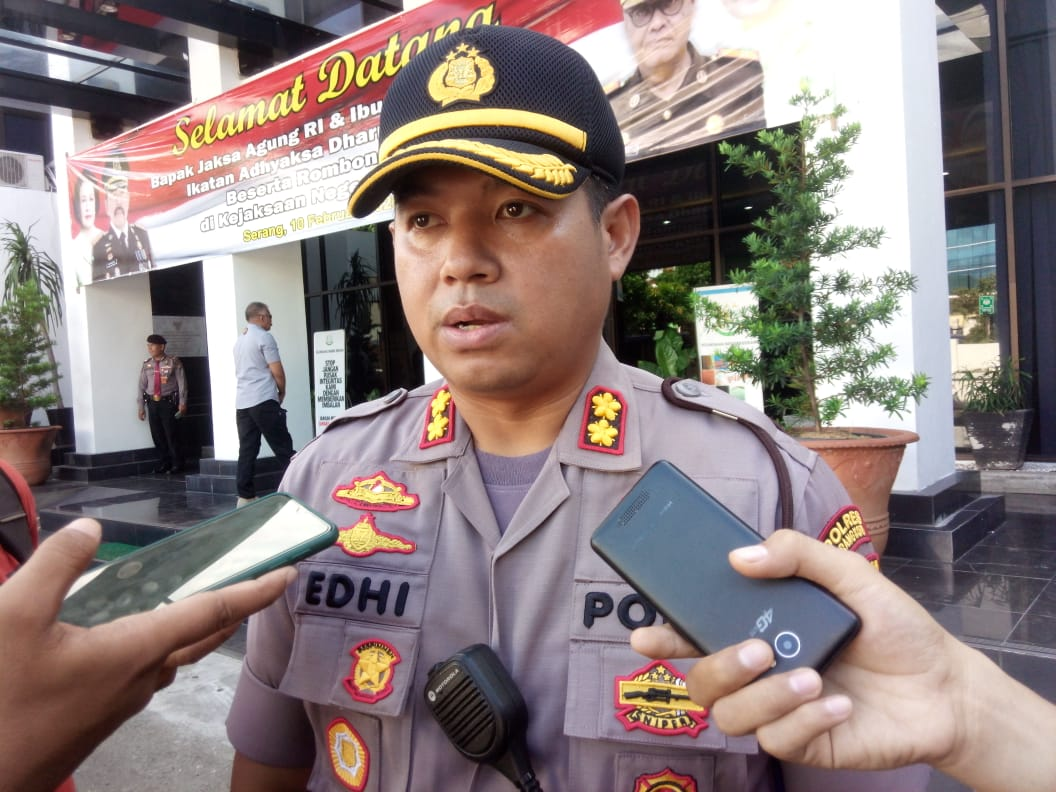 Polres Serang Kota Setop Izin Keramaian Selama Klb Corona Bantenhits